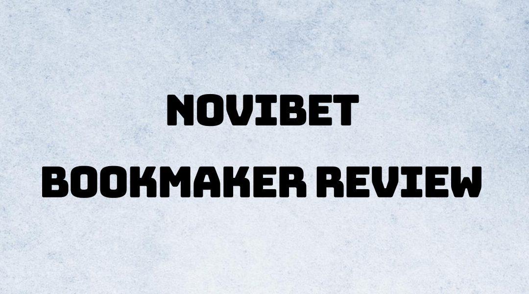 Novibet Review 2021 | UK Bookmaker