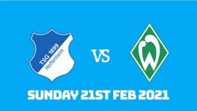 Betting Preview: Hoffenheim vs Werder Bremen