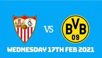 Betting Preview: Sevilla vs Dortmund