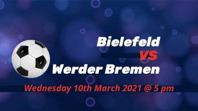 Betting Preview: Bielefeld vs Werder Bremen