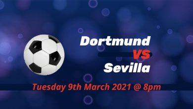 Betting Preview: Dortmund v Sevilla