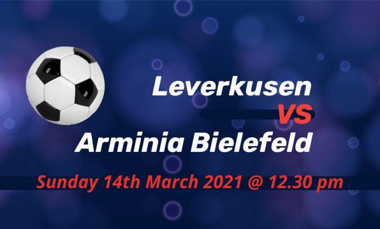 Betting Preview: Leverkusen v Arminia Bielefeld