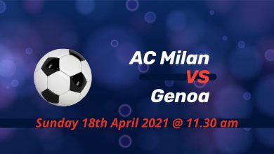 Betting Preview: AC Milan v Genoa