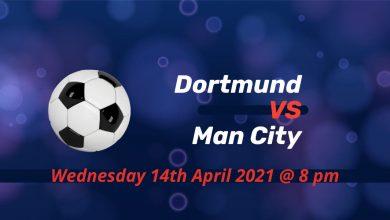 Betting Preview: Dortmund v Man City
