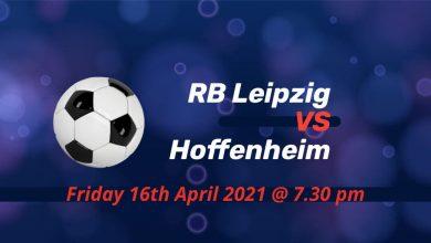 Betting Preview: RB Leipzig v Hoffenheim