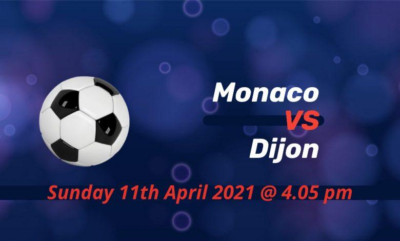 Betting Preview: Monaco v Dijon