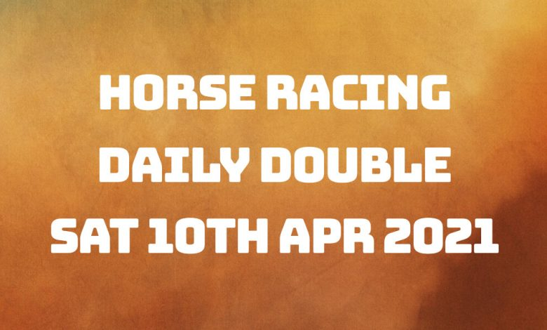 Daily Double - 10th April 2021