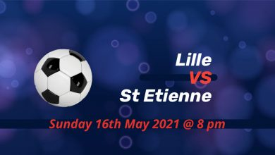 Betting Preview: Lille v St Etienne