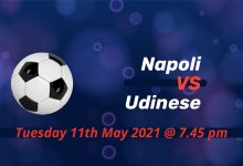 Betting Preview: Napoli v Udinese