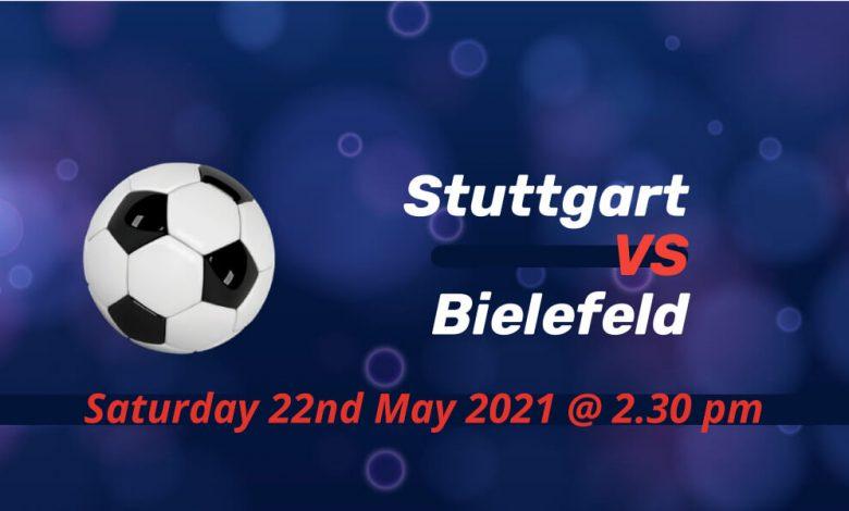 Bielefeld Stuttgart
