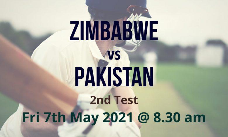 Cricket Betting Preview: Zimbabwe v Pakistan