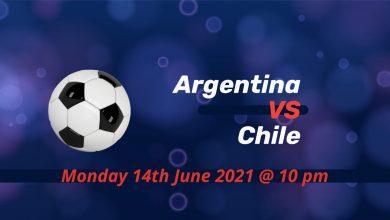 Betting Preview: Argentina v Chile Copa America 2021