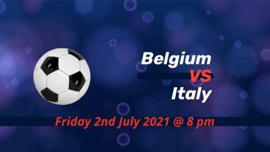 Betting Preview: Belgium v Italy EURO 2020