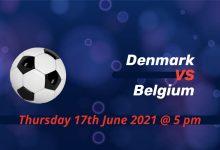 Betting Preview: Denmark v Belgium EURO 2020