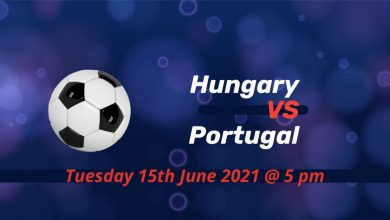 Betting Preview: Hungary v Portugal EURO 2020