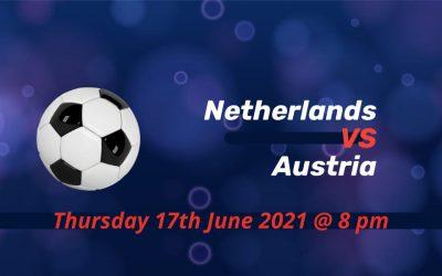 Betting Preview: Netherlands v Austria EURO 2020