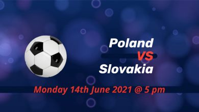 Betting Preview: Poland v Slovakia EURO 2020