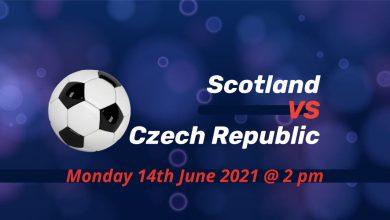 Betting Preview: Scotland v Czech Republic EURO 2020