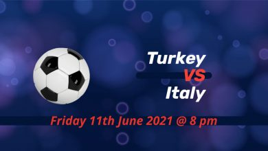 Betting Preview: Turkey v Italy EURO 2020