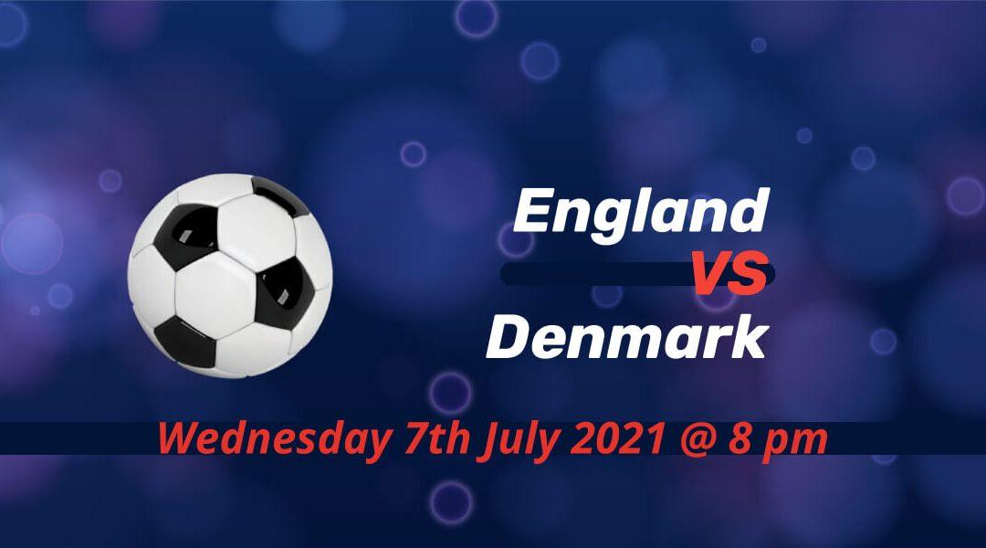 Betting Preview: England v Denmark EURO 2020