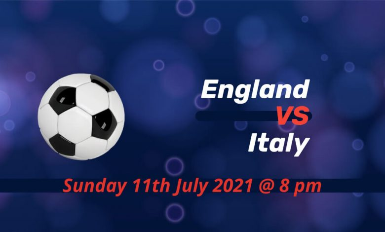 Betting Preview: England v Italy EURO FINAL 2020