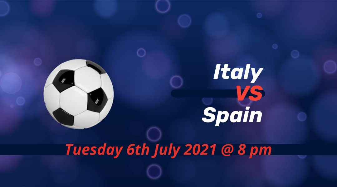 Betting Preview: Italy v Spain EURO 2020