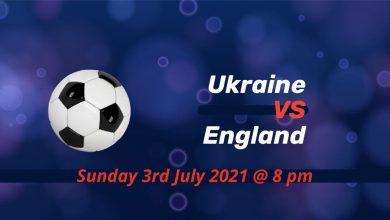 Betting Preview: Ukraine v England EURO 2020