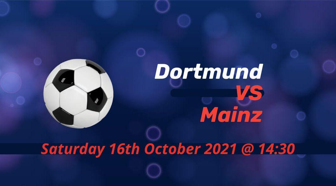 Betting Preview: Dortmund v Mainz
