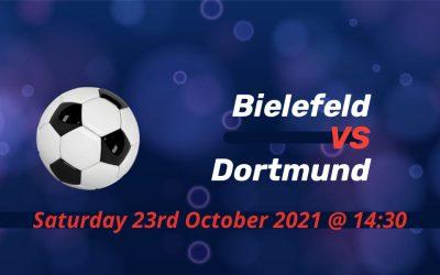 Betting Preview: Bielefeld v Dortmund